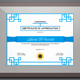 Certificate Modern - GraphicRiver Item for Sale