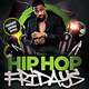 Hip Hop Fridays Flyer - GraphicRiver Item for Sale