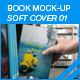 Soft Cover 01 Mock-up - GraphicRiver Item for Sale