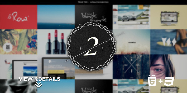 Free Download Folio Two - Portfolio for Creative Professionals Nulled Latest Version