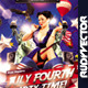 July Fourth Party Time Flyer - GraphicRiver Item for Sale