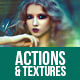 Oniric Actions and Textures Vol.4 - GraphicRiver Item for Sale