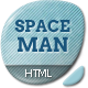 Spaceman - Parallax Design Studio Template - ThemeForest Item for Sale