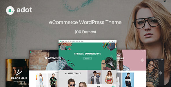 ZoneShop - Wonderful Responsive WooCommerce Theme