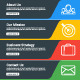 Flat Design Concept for Website Template - About U - GraphicRiver Item for Sale