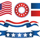 us flag decor - GraphicRiver Item for Sale