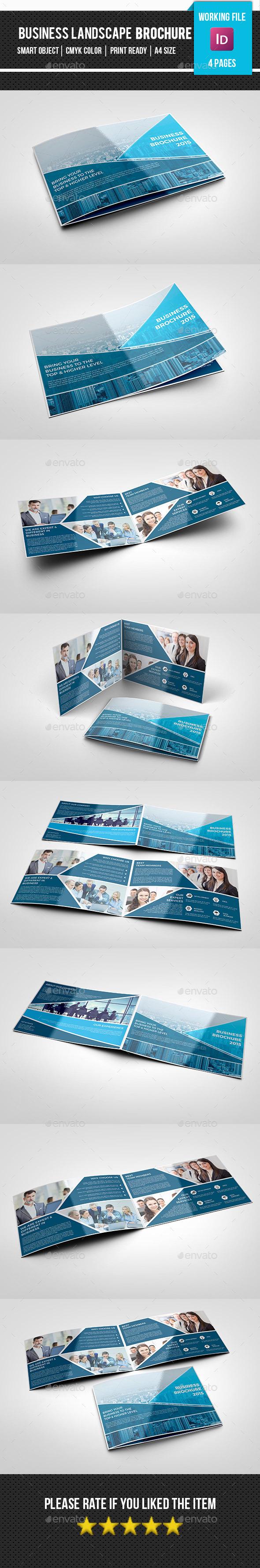 Corporate Brochure Template-V268 - Corporate Brochures