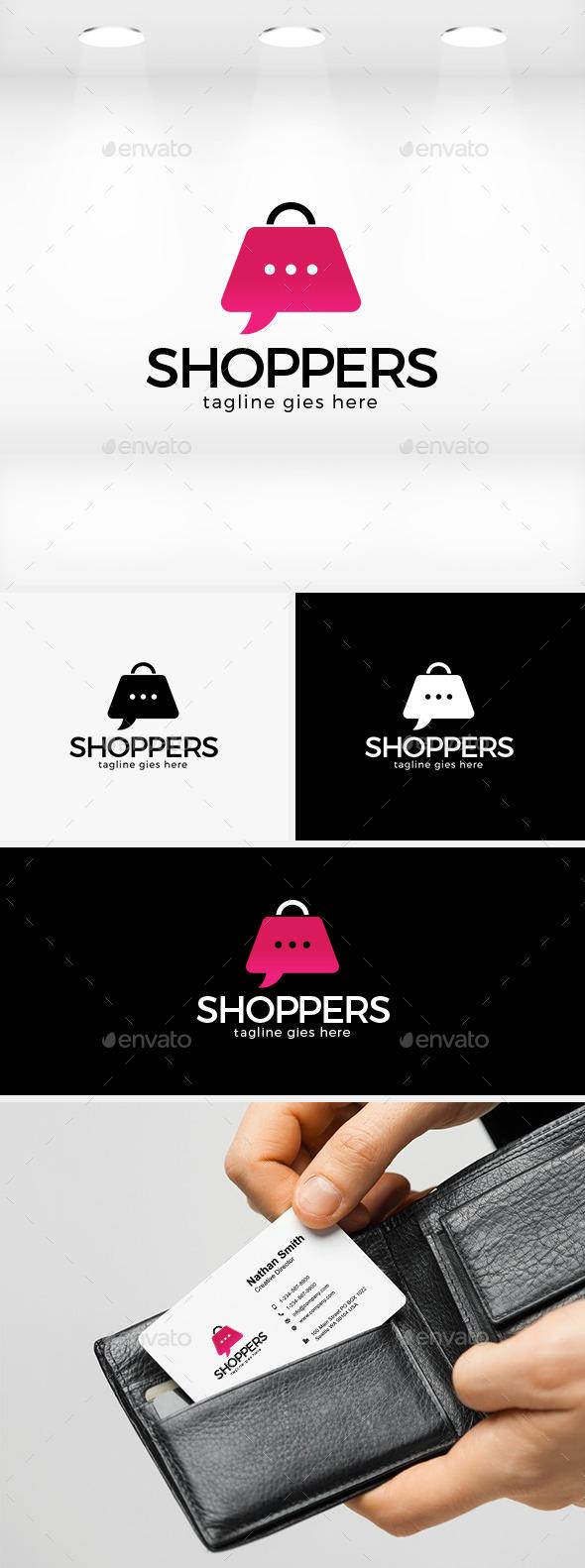 Shoppers Logo - Symbols Logo Templates