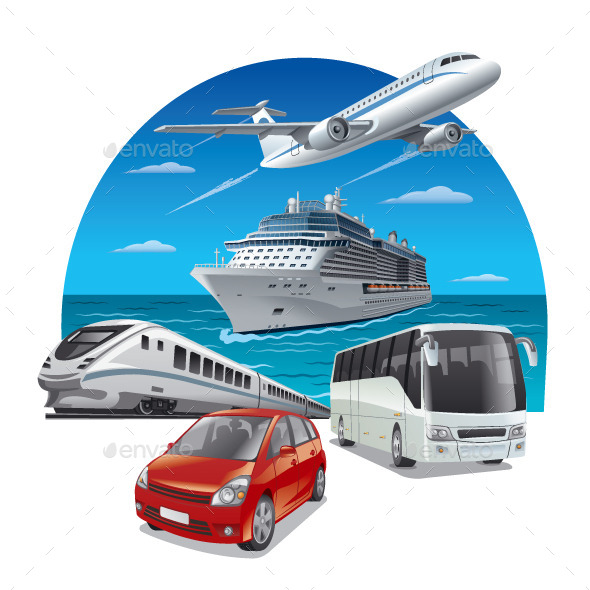 Transport - Travel Conceptual
