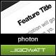photon - ThemeForest Item for Sale