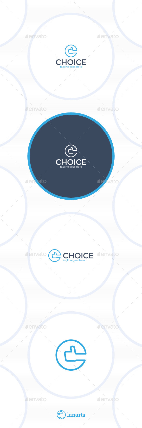 Best Choice Logo - Letter C - Letters Logo Templates