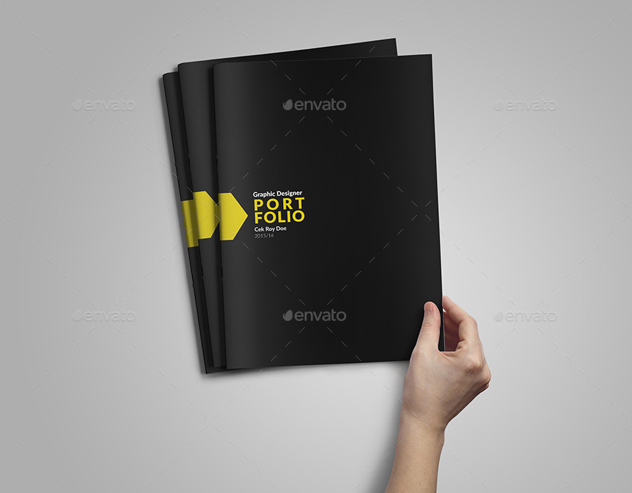 portfolio template by vanroem graphicriver. Black Bedroom Furniture Sets. Home Design Ideas