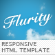 Flurity - Responsive One Page Template - ThemeForest Item for Sale