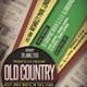 Country Event Flyer / Poster Vol.5 - GraphicRiver Item for Sale