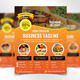 Food Flyer Tempate - GraphicRiver Item for Sale