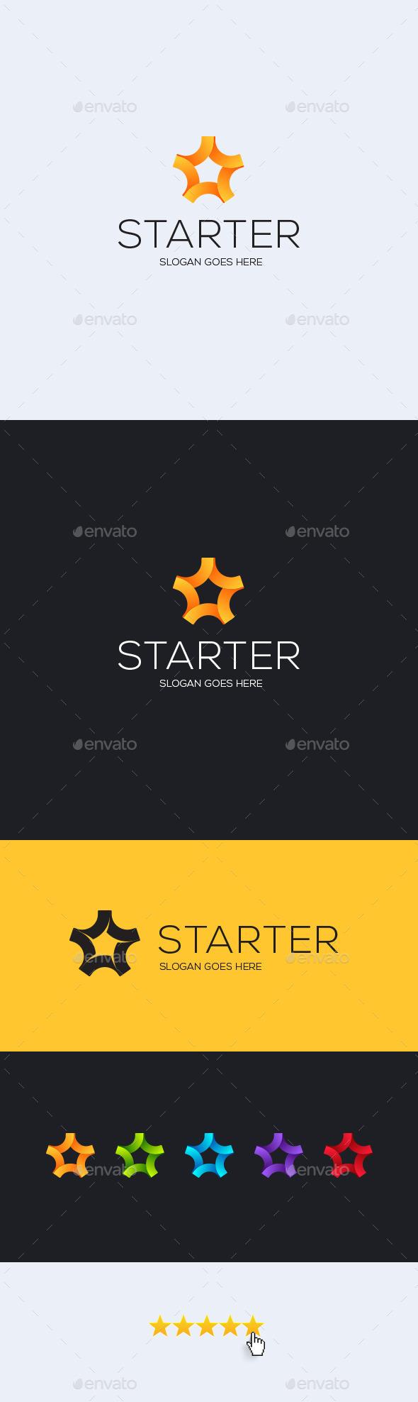 Starter Logo Template - Symbols Logo Templates