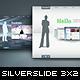 SilverSlide - premium portfolio theme (3x2)