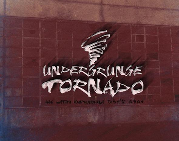 Undergrunge Tornado - Grunge Decorative