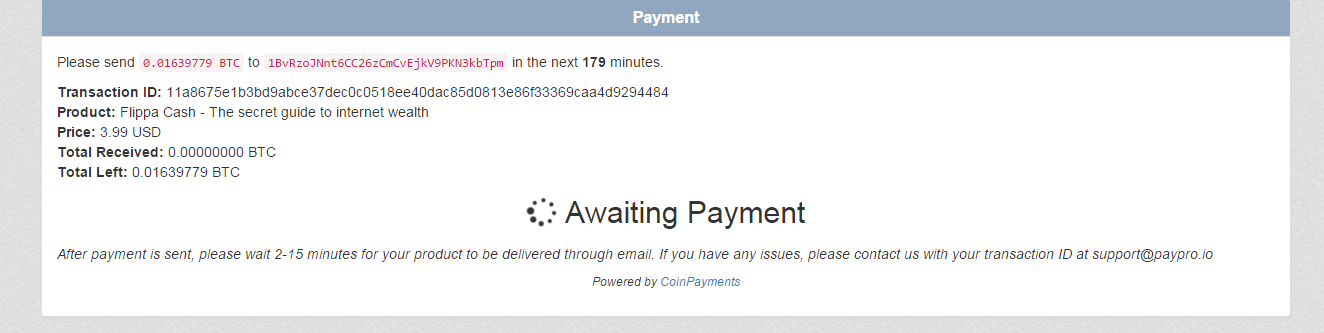 How to make own payment gateway - Adz