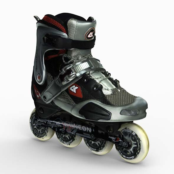 roller skate - 3DOcean Item for Sale