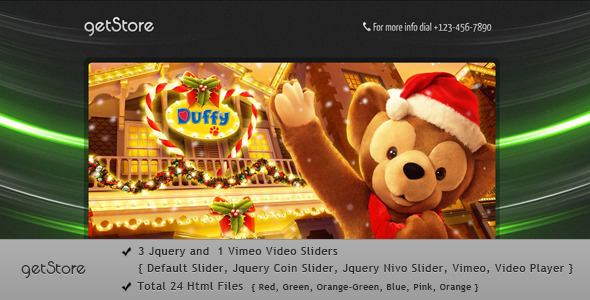 Free Download GetStore Nulled Latest Version