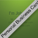 Personal Business Cards - GraphicRiver Item for Sale