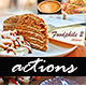 Foodaphile 2 - 23 PS Actions - GraphicRiver Item for Sale