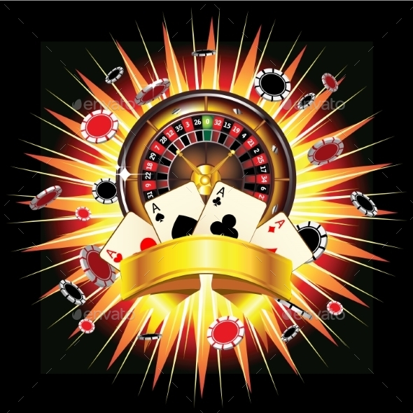 Casino Burst - Decorative Symbols Decorative