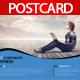 Corporate Business Postcard  - GraphicRiver Item for Sale