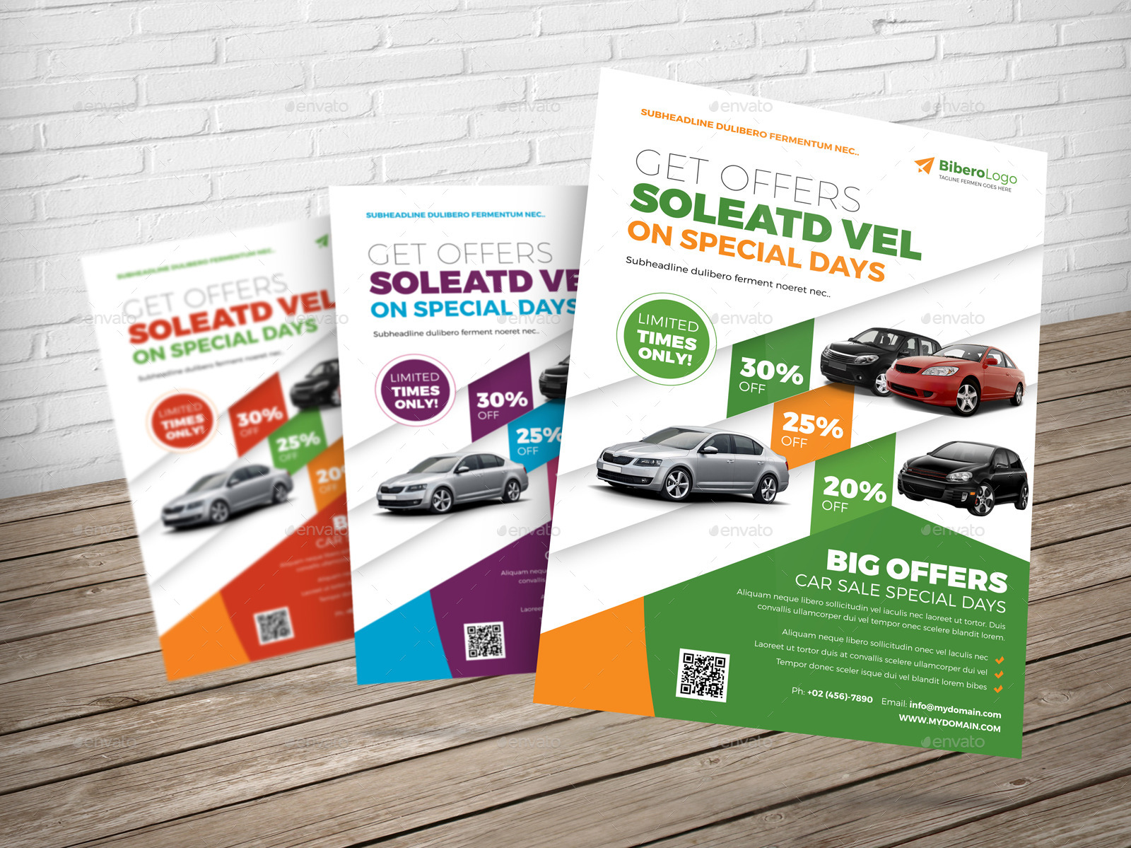 automotive car flyer ad indesign template by jbn comilla graphicriver