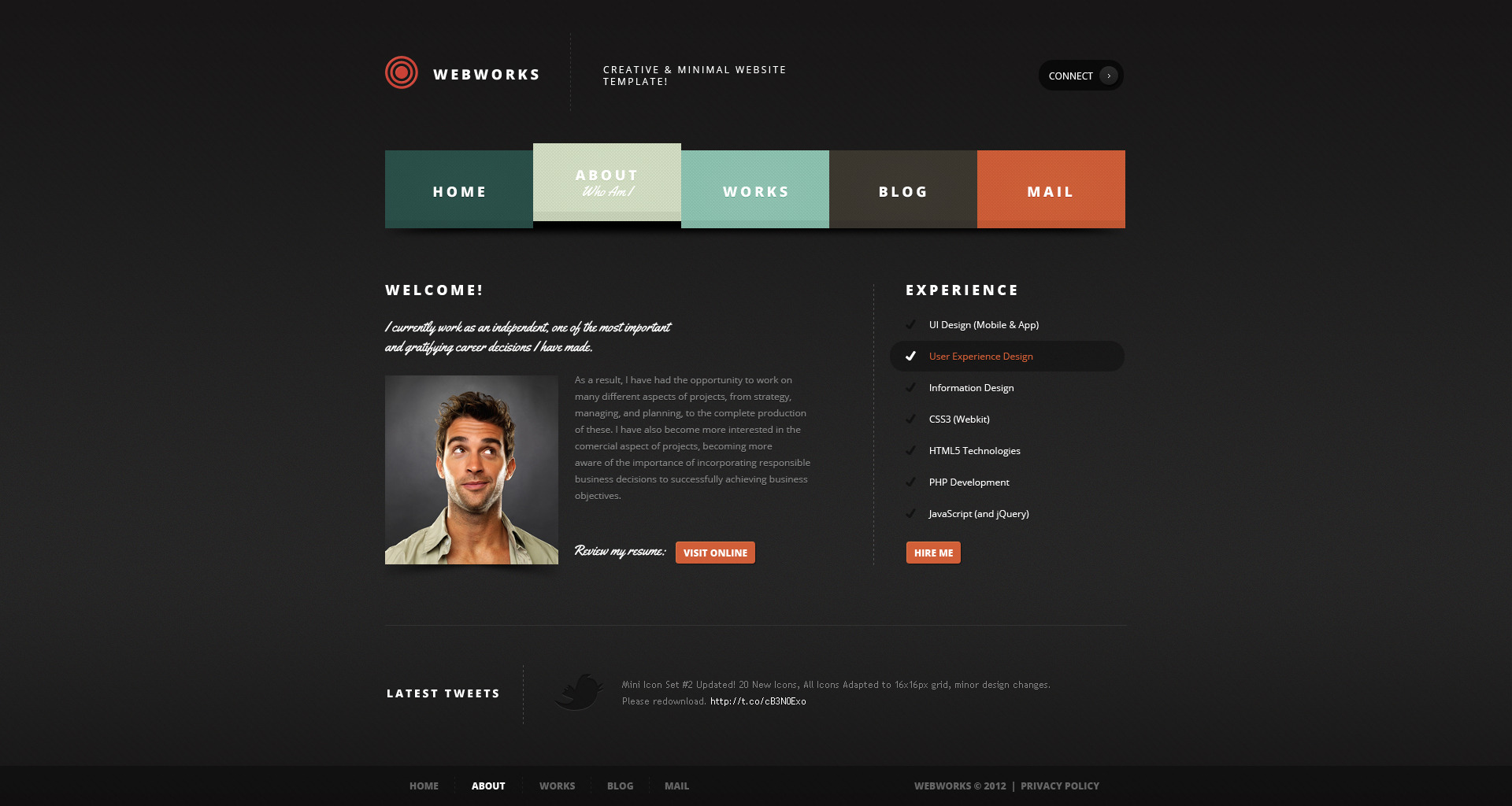 Webworks Responsive Wordpress Theme By Yashma Themeforest