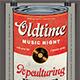 Oldtime Music Flyer/Poster - GraphicRiver Item for Sale