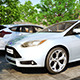 Ford Focus : CAR4ARCH Vol.1 - 3DOcean Item for Sale