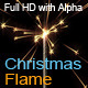 Christmas Flame - VideoHive Item for Sale