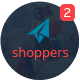 Shoppers - Ecommerce Email + Drag & Drop Builder Nulled