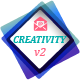 Creativity2 - Clean Responsive Email Template Nulled
