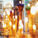 Church Candles in Church - VideoHive Item for Sale