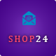 Shop24 - Responsive Ecommerce Email Template Nulled