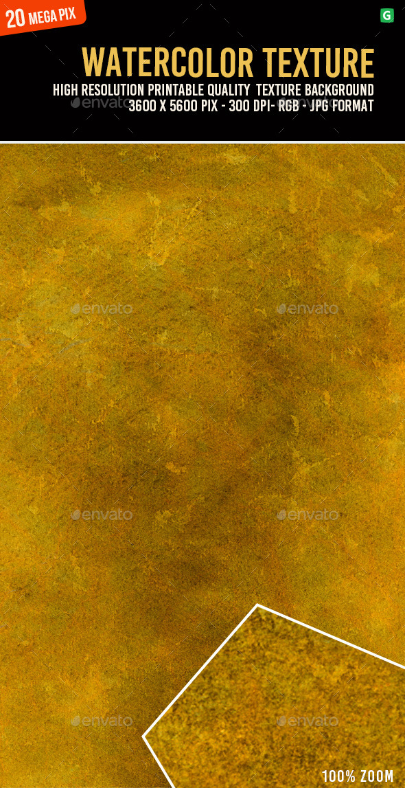 Watercolor Texture 119 - Art Textures