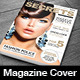 Beauty Magazine Cover - GraphicRiver Item for Sale
