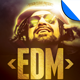 DJ Vol 1 Flyer Template