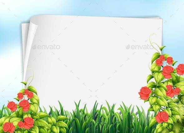Blank Paper - Miscellaneous Conceptual