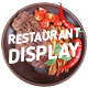 Restaurant Display - VideoHive Item for Sale