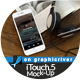 iTouch 5 | 08 Photorealistic MockUp - GraphicRiver Item for Sale