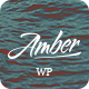 Amber - Tourism Travel WordPress Theme Nulled