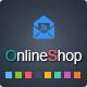 Online Shop - Responsive Ecommerce Email Template Nulled