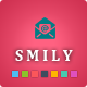 Smily - Clean & Cool Responsive Email Template Nulled
