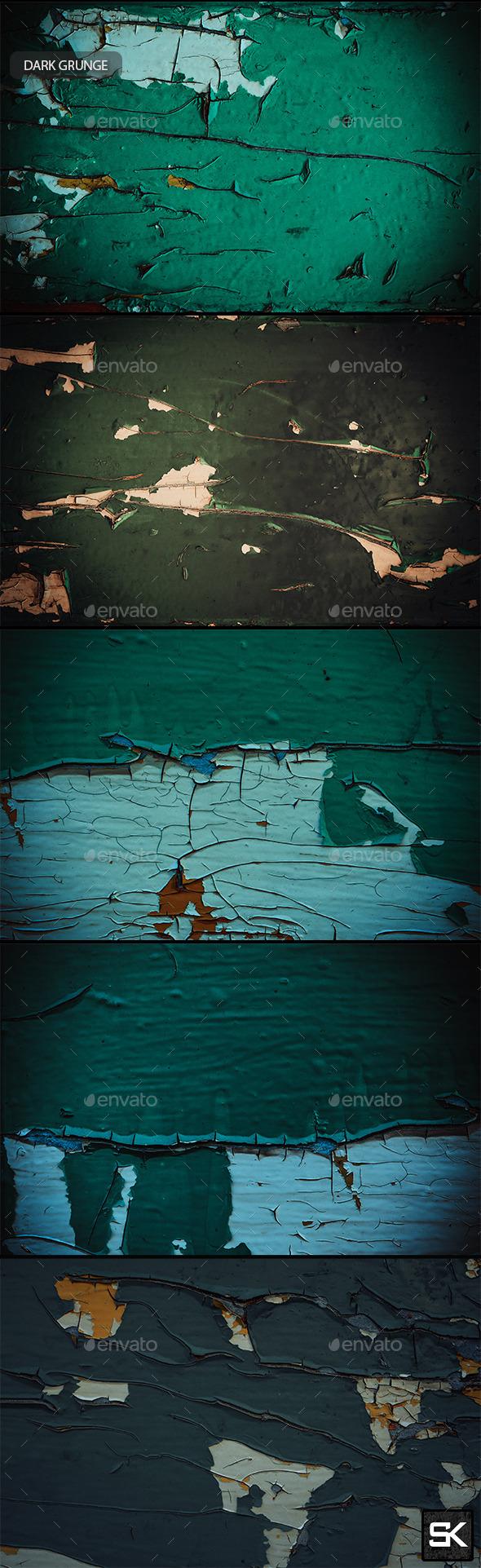 Dark Grunge - Industrial / Grunge Textures