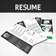 3 Pages Pro Resume  - GraphicRiver Item for Sale
