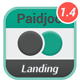 Paidjoo | Business & List Builder Landing Page
